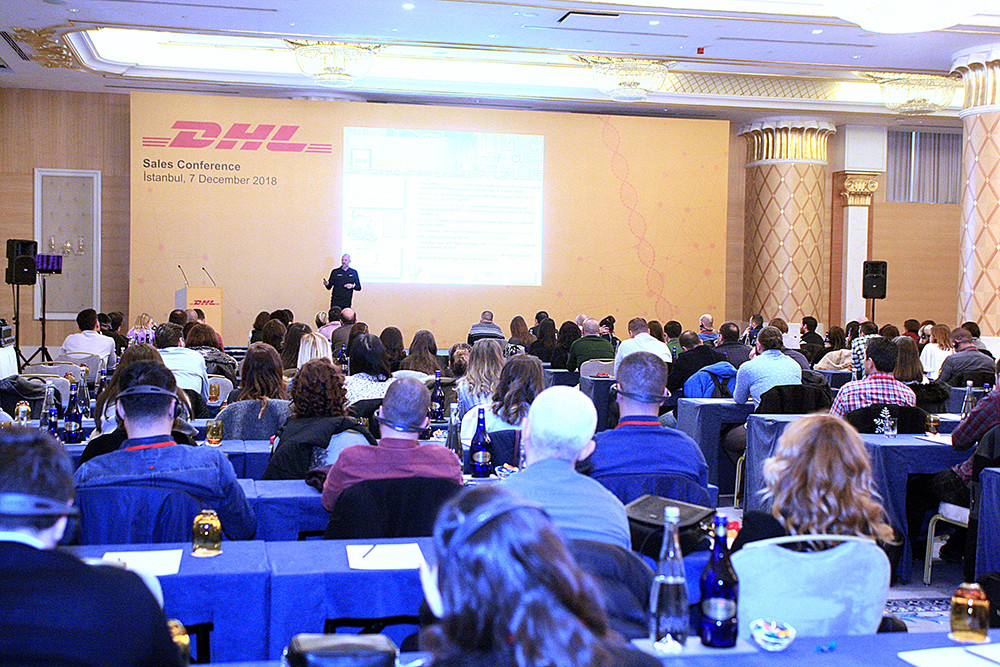 DHL SALES CONFERENCE